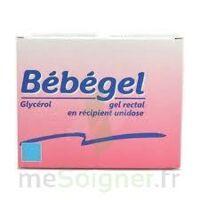 BEBEGEL, gel rectal en récipient unidose à Marseille