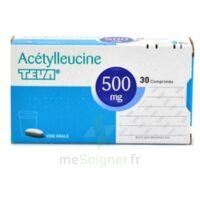 Acetylleucine Teva 500 Mg, Comprimé à Marseille