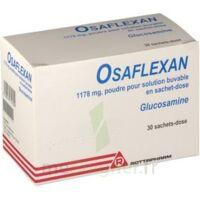 OSAFLEXAN 1178 mg, poudre pour solution buvable en sachet-dose à Marseille