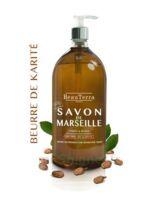 Beauterra - Savon De Marseille Liquide - Beurre De Karité - 1l à Marseille