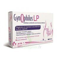 Gynophilus LP Probiotiques 6 comprimés vaginaux à Marseille