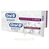 ORAL B dentifrice  D White blancheur et glamour à Marseille