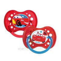 Dodie Disney Sucettes Silicone +18 Mois Cars Duo à Marseille