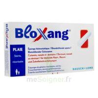 BLOXANG Eponge de gélatine stérile hémostatique B/5 à Marseille
