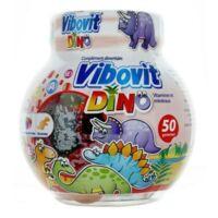 VIBOVIT DINO Gom à mâcher vitaminée fruits B/50 à Marseille