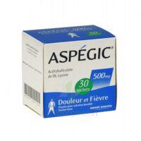 ASPEGIC 500 mg, poudre pour solution buvable en sachet-dose 30 à Marseille