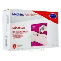 MediSet® set de pansement Plaie Chronique Méchage - Boîte de 5 soins à Marseille
