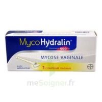 Mycohydralin 500 Mg, Comprimé Vaginal