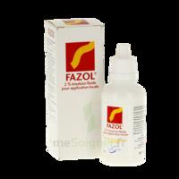 FAZOL 2 POUR CENT, émulsion fluide pour application locale à Marseille