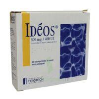 Ideos 500 Mg/400 Ui, Comprimé à Sucer Ou à Croquer à Marseille