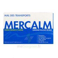 MERCALM, comprimé pelliculé sécable à Marseille