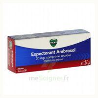 VICKS EXPECTORANT AMBROXOL 30 mg, comprimé sécable à Marseille