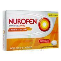 NUROFEN 200 mg, comprimé orodispersible à Marseille