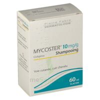 MYCOSTER 10 mg/g, shampooing à Marseille
