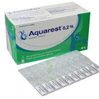 AQUAREST 0,2 %, gel opthalmique en récipient unidose à Marseille