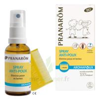 Pranarôm Aromapoux Bio Spray Anti-poux 30ml+peigne à Marseille