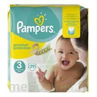 Pampers New Baby T3 - 5-9kg à Marseille