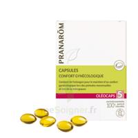 PRANAROM OLEOCAPS 5 Caps confort gynécologique & urinaire à Marseille