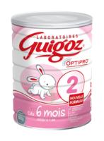 GUIGOZ 2 Lait pdre B/800g à Marseille