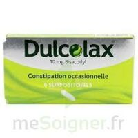 DULCOLAX 10 mg, suppositoire à Marseille