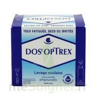 DOS'OPTREX S lav ocul 15Doses/10ml à Marseille