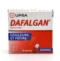 DAFALGAN 500 mg Gélules 2plq/8 (16) à Marseille