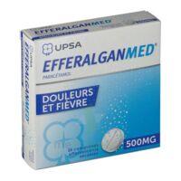 EFFERALGANMED 500 mg, comprimé effervescent sécable à Marseille