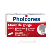 PHOLCONES BISMUTH ADULTES, suppositoire à Marseille