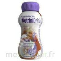 NUTRINIDRINK MULTIFIBRE, bouteille 200 ml à Marseille