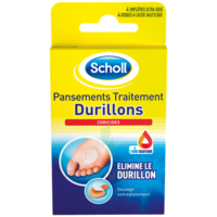 Scholl Pansements Coricides Durillons à Marseille