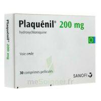 PLAQUENIL 200 mg, comprimé pelliculé à Marseille