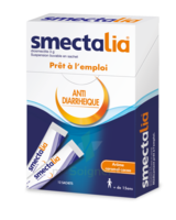 SMECTALIA 3 g Suspension buvable en sachet 12Sach/10g à Marseille