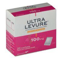 ULTRA-LEVURE 100 mg Poudre pour suspension buvable en sachet B/20 à Marseille