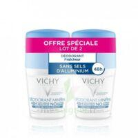 Vichy Déodorant Sans Sels D'aluminium 48h 2 Billes/50ml à Marseille