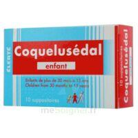 COQUELUSEDAL ENFANTS, suppositoire à Marseille