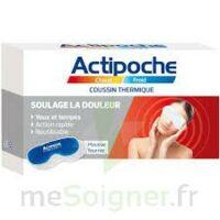 ACTIPOCHE Masque thermique yeux et tempes B/1 à Marseille