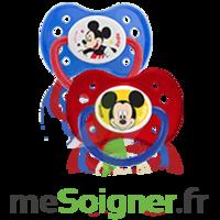 Dodie Disney Sucette anatomique silicone +6mois Mickey Lot/2 à Marseille