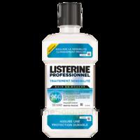Listerine Professionnel Bain bouche traitement sensibilité 500ml à Marseille