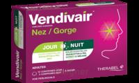 Vendivair Nez/Gorge Comprimés jour et nuit B/12+4 à Marseille