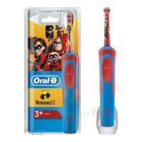 Oral B Incredibles 2 Brosse dents électrique enfant 3ans et+ à Marseille