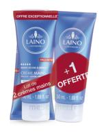 Laino Hydratation au Naturel Crème mains Cire d'Abeille 3*50ml à Marseille