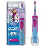 Oral B Kids Stages Power Brosse dents électrique Reine des Neiges à Marseille