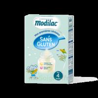 Modilac Céréales Farine Sans gluten à partir de 4 mois B/300g à Marseille