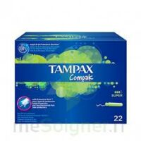 Tampax Compak - Tampon Super à Marseille