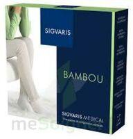Sigvaris Bambou 2 Chaussette femme noir N large à Marseille