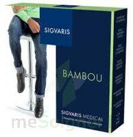 Sigvaris Bambou 2 Chaussette homme noir L large à Marseille