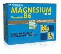 Arkovital Magnésium Vitamine B6 Gélules 2B/60 à Marseille