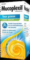 MUCOPLEXIL 5 % Sirop édulcoré à la saccharine sodique sans sucre adulte Fl/250ml à Marseille