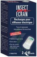 Insect Ecran Tablette recharge diffuseur B/2 à Marseille