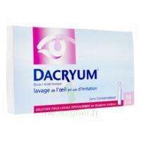 DACRYUM S p lav opht en récipient unidose 10Unid/5ml à Marseille